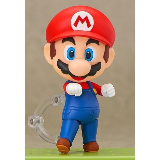 Super Mario - nendoroid 473 Mario 10cm (JP)