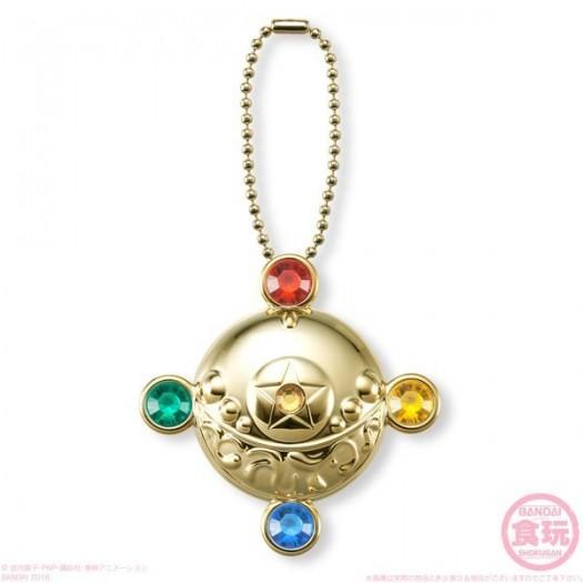 Bishoujo Senshi Sailor Moon - Miniature Tablet 4 Henshin Brooch Sailor Moon Crystal
