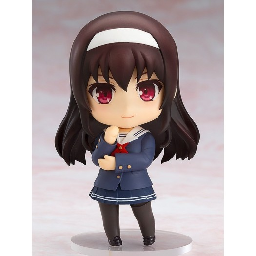 Saenai Heroine no Sodatekata b - Nendoroid Kasumigaoka Utaha 10cm (JP)