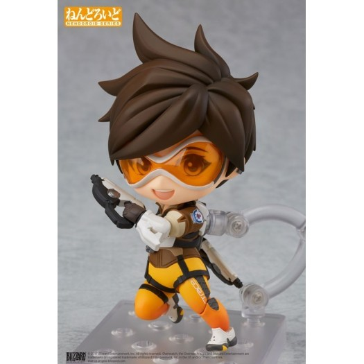 Overwatch - Nendoroid Tracer: Classic Skin Edition 730 10cm (JP)