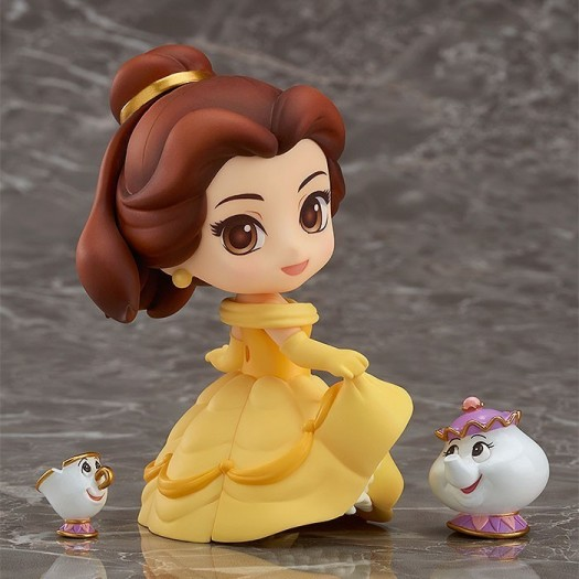 Beauty and the Beast - Nendoroid Belle 755 10cm (JP)