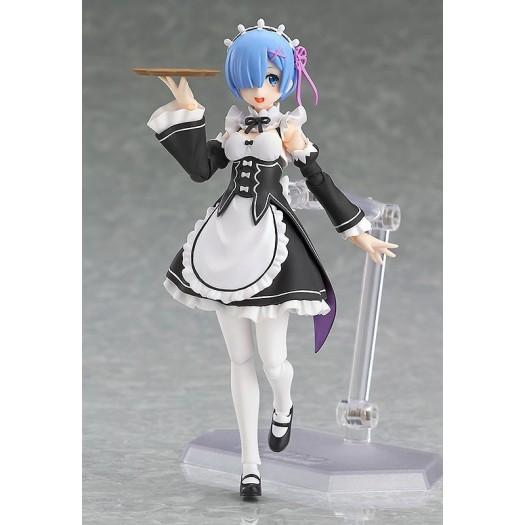 Re:Zero kara Hajimeru Isekai Seikatsu - figma Rem 346 13cm (JP)