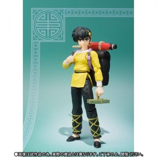 Ranma 1/2 - S.H. Figuarts Hibiki Ryoga 14,5cm Tamashii Web Exclusive