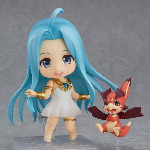 Granblue Fantasy The Animation - Nendoroid Lyria & Vyrn 779 10cm