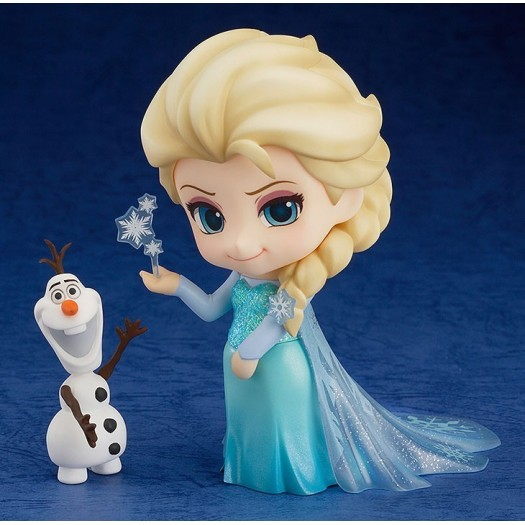 Frozen - nendoroid 475 Elsa & Olaf 10cm (JP)