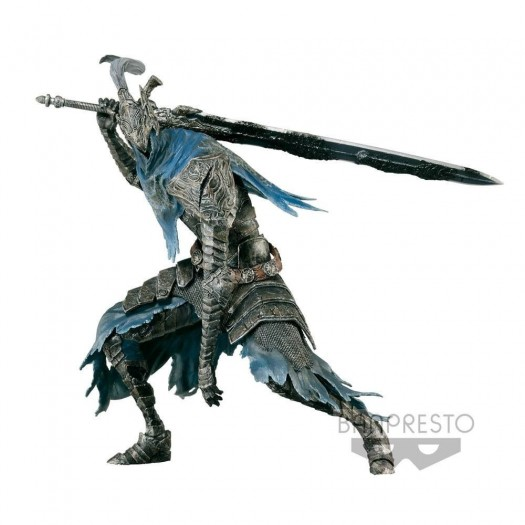Dark Souls 2 - Sculpt Collection Vol. 2 DXF Figure Artorias the Abysswalker 17cm