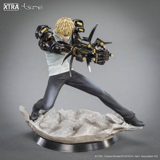 One-Punch Man - Genos Xtra 1/10 15cm