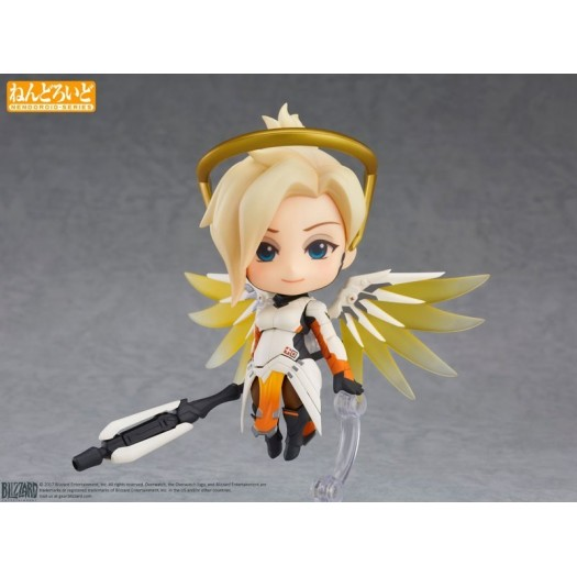 Overwatch - Nendoroid Mercy: Classic Skin Edition 790 10cm (JP)