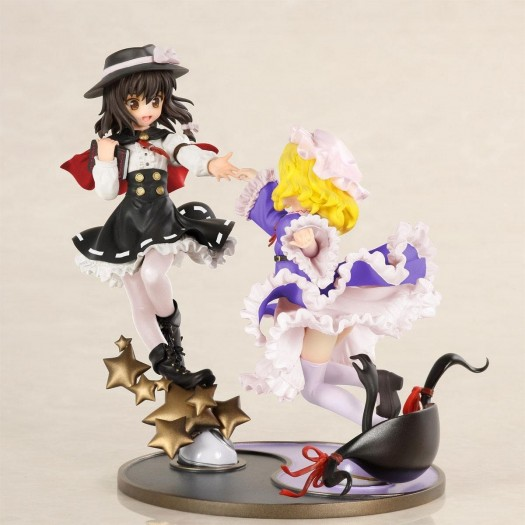 Touhou Project - ZUN's Music Collection - Hifuu Club Usami Renko & Maribel Hearn Limited Color Ver. 13cm Exclusive