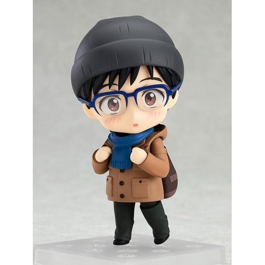 Yuri!!! on Ice - Nendoroid Katsuki Yuri Casual Ver. 849 10cm