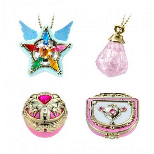 Bishoujo Senshi Sailor Moon - Miniature Tablet 9 BOX 10 Pezzi