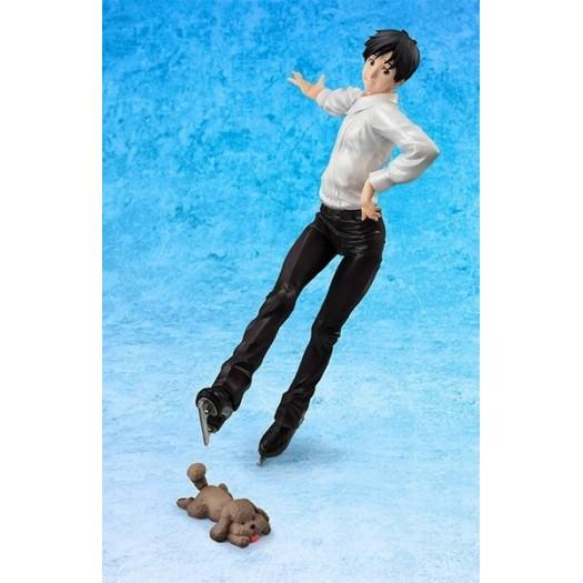 Yuri!!! on Ice - G.E.M. Series Katsuki Yuri & Makkachin 1/8 20cm Exclusive