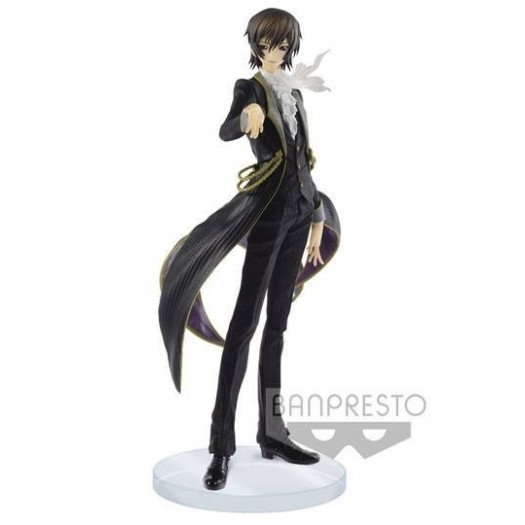 Code Geass: Lelouch of the Rebellion - EXQ Figure Lelouch Lamperouge 23cm