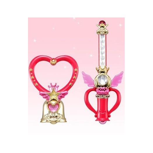 Bishoujo Senshi Sailor Moon - Miniature Tablet 7 Crystal Carillon & Kaleidomoon Scope