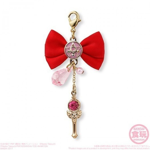 Bishoujo Senshi Sailor Moon - Ribbon Charm 2 Cutie Moon Rod