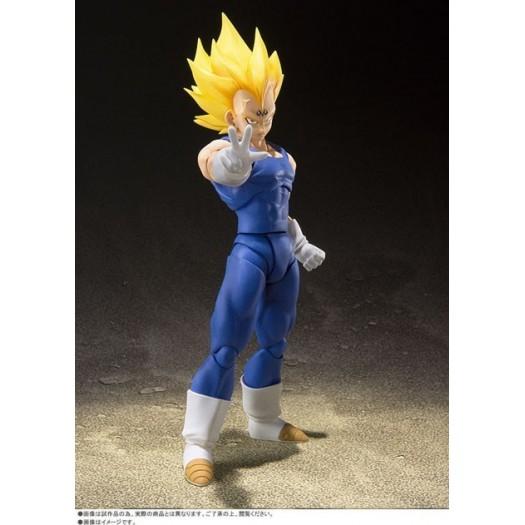 Dragon Ball Super - S.H. Figuarts Vegeta SSJ (Majin) 13,5cm Exclusive