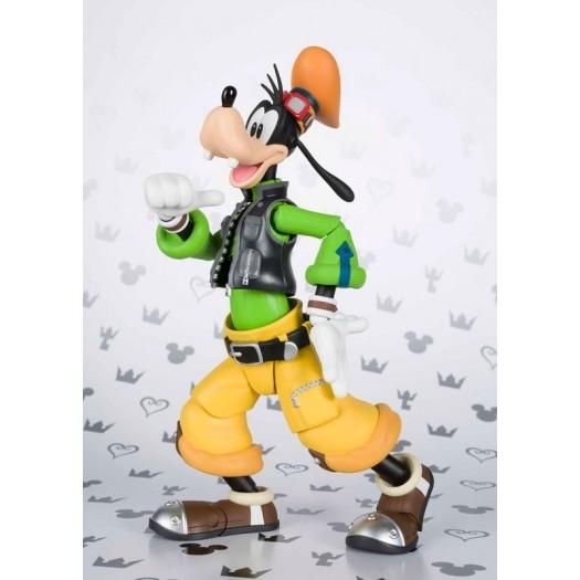 Kingdom Hearts II - S.H. FiguartsGoofy 15cm