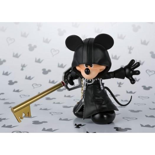 Kingdom Hearts II - S.H. Figuarts King Mickey 8cm
