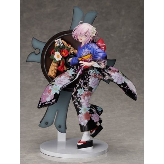 Fate/Grand Order - Shielder / Mash Kyrielight 1/7 Grand New Year 25,5-28cm Exclusive