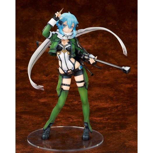 Gekijouban Sword Art Online : -Ordinal Scale- - Sinon 1/7 25cm (JP)
