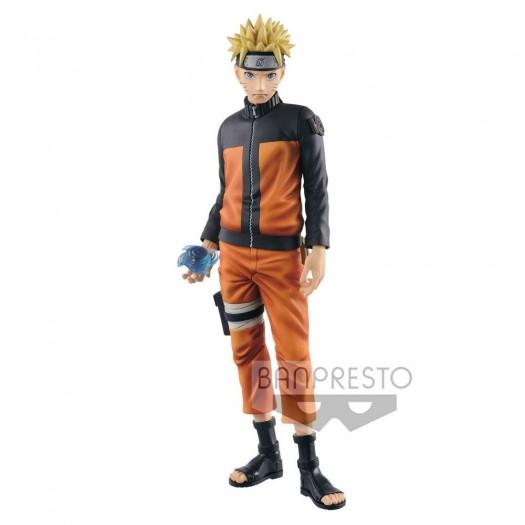 Naruto Shippuden - Grandista Shinobi Relations Figure Uzumaki Naruto 27cm