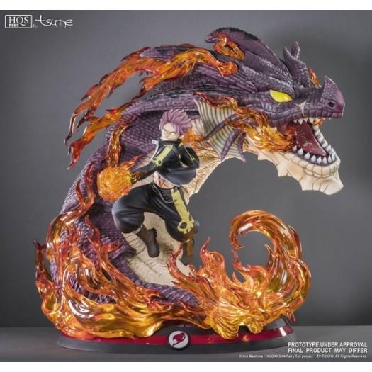 Fairy Tail - HQS+ Natsu Dragneel 1/4 78 x 80 x 77cm
