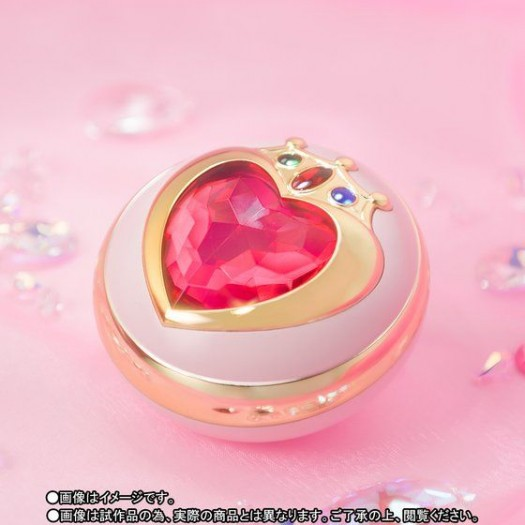 Bishoujo Senshi Sailor Moon - PROPLICA Prism Heart Compact 1/1 7cm Tamashii Exclusive
