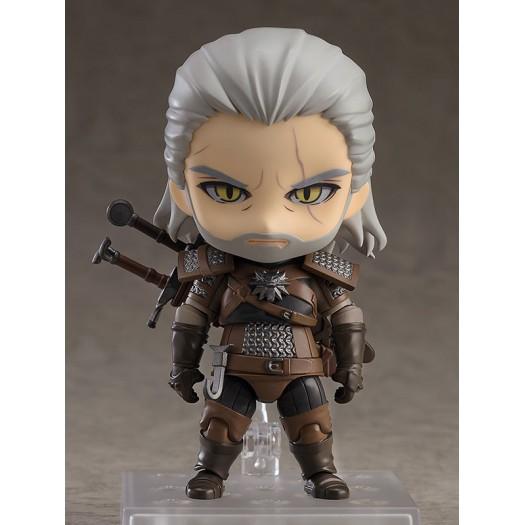 The Witcher 3: Wild Hunt - Nendoroid Geralt of Rivia 907 10cm (JP)