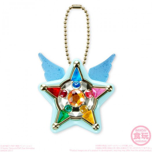 Bishoujo Senshi Sailor Moon - Miniature Tablet 9 Sailor Star Yell