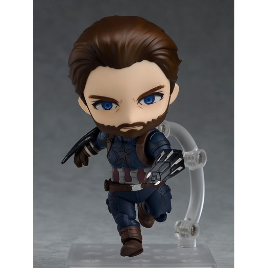 Avengers: Infinity War - Nendoroid Captain America: Infinity Edition 923 10cm