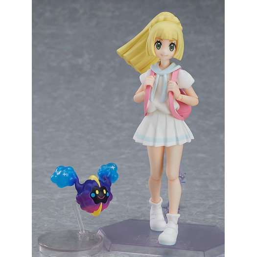 Pokemon Series - figma Lively Lillie 392 13,5cm
