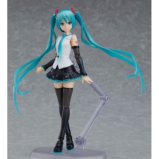 Vocaloid / Character Vocal Series 01 - figma Hatsune Miku V4X 394 14cm