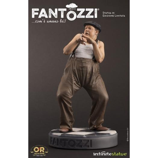Fantozzi Old & Rare Statue 25cm