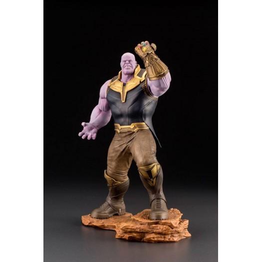 Avengers: Infinity War - ARTFX+ Thanos 1/10 28cm