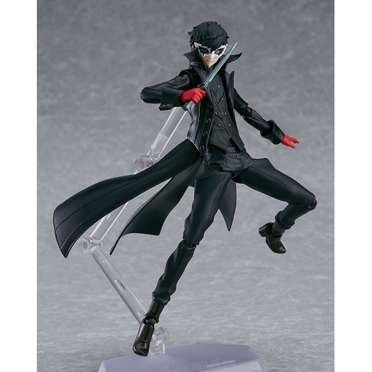 Persona 5 - figma Hero & Morgana 363 15cm (JP)