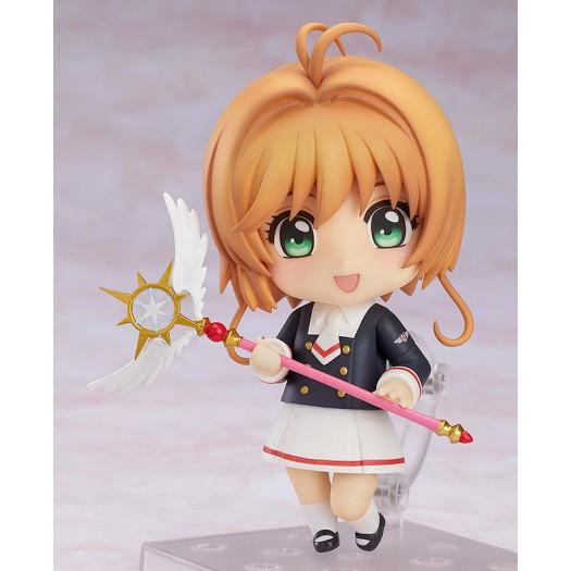 Cardcaptor Sakura: Clear Card Arc - Nendoroid Kinomoto Sakura: Tomoeda Junior High Uniform Ver. 918 10cm