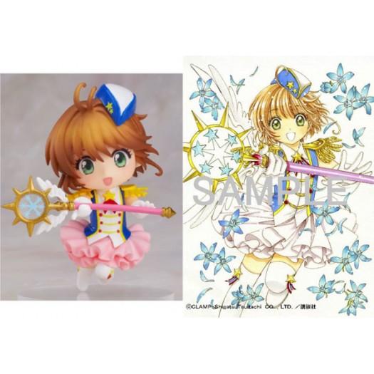 Cardcaptor Sakura: Clear Card Arc - Vol. 5 Limited Edition Book with Nendoroid Petit Kinomoto Sakura 6,5cm
