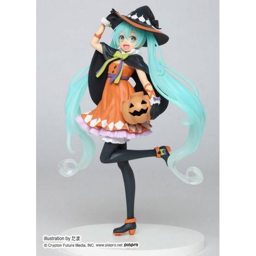 Vocaloid / Character Vocal Series 01: Hatsune Miku 2nd Season Halloween Ver. 18cm