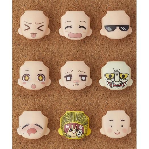 Nendoroid More: Face Swap 03 BOX 9 pezzi