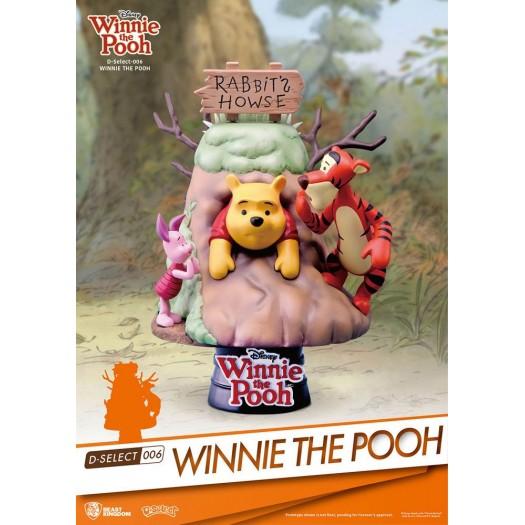 Winnie the Pooh D-Select 006 Diorama 14cm