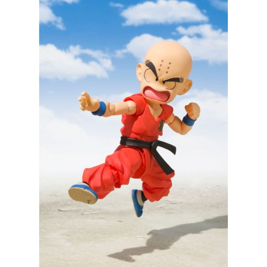 Dragon Ball - S.H. Figuarts Krillin (Early Days -Shounenki-) 10cm
