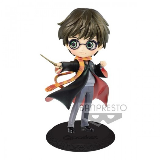 Harry Potter - Q Posket Harry Potter Pearl Color Ver. 14cm