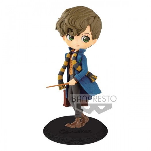 Fantastic Beasts and Where to Find Them - Q Posket Newt Scamander Normal Ver. 15cm