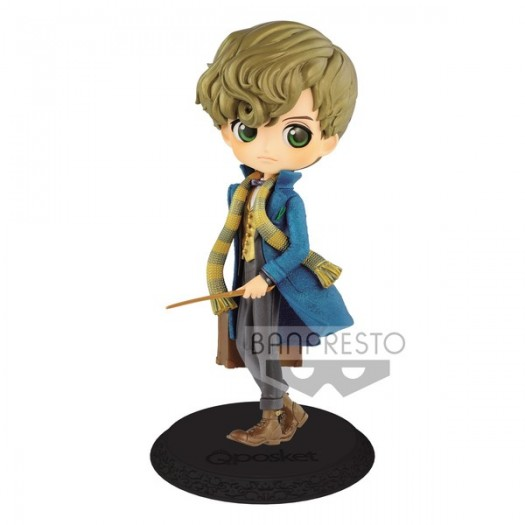 Fantastic Beasts and Where to Find Them - Q Posket Newt Scamander Pearl Color Ver. 15cm