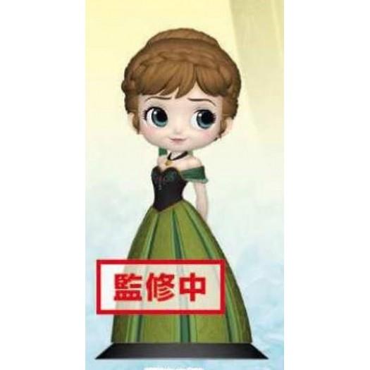 Frozen - Q Posket Anna Coronation Style A Normal Ver. 14cm