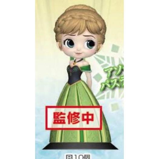 Frozen - Q Posket Anna Coronation Style A Pearl Color Ver. 14cm