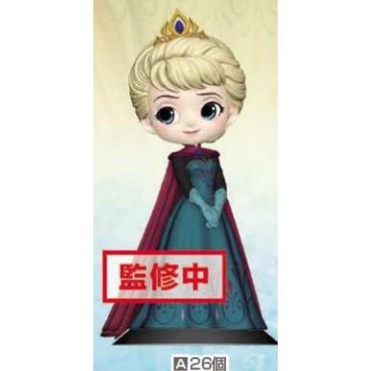 Frozen - Q Posket Elsa Coronation Style B Normal Ver. 14cm