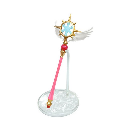 Cardcaptor Sakura: Clear Card Arc - Stand Rod Yume no Tsue 11cm