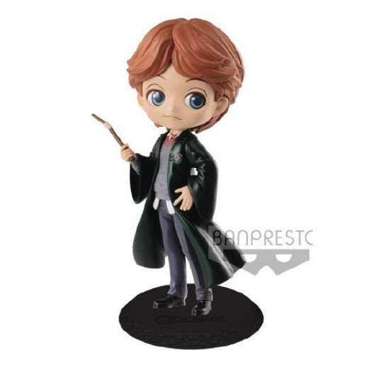 Harry Potter - Q Posket Ron Weasley B Pearl Color Ver. 14cm