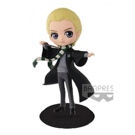 Harry Potter - Q Posket Draco Malfoy A Normal Color Ver. 14cm